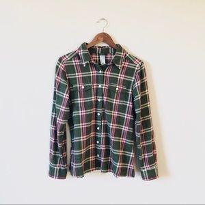 Patagonia Women's Organic Cotton Flannel
